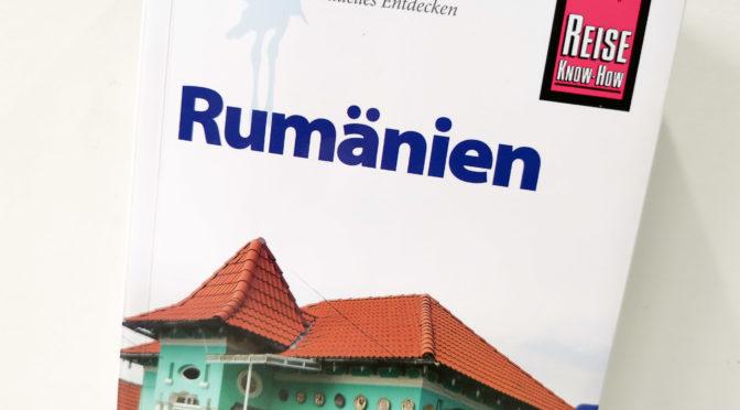 Rumänien – Reiseführer – Rezension