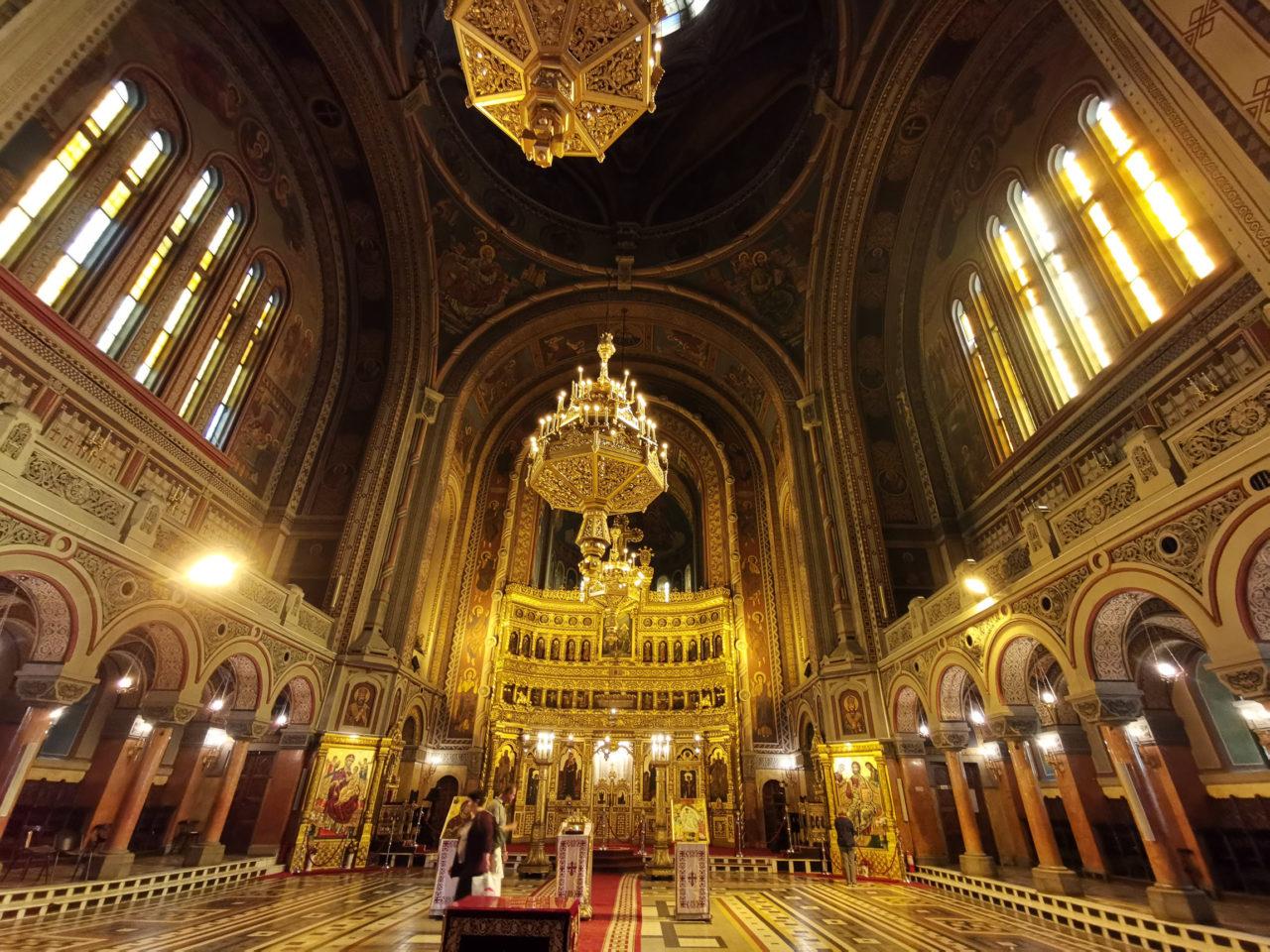 Orthodoxe Kathedrale Temeswar
