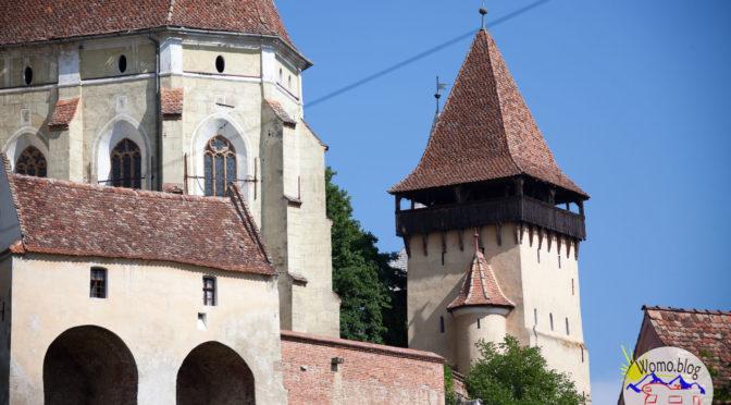 Rumänien – Biertan, Malmkrog und die Kirchenburg