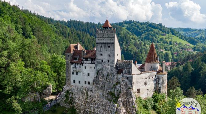 Rumänien – Besuch bei Königin Maria