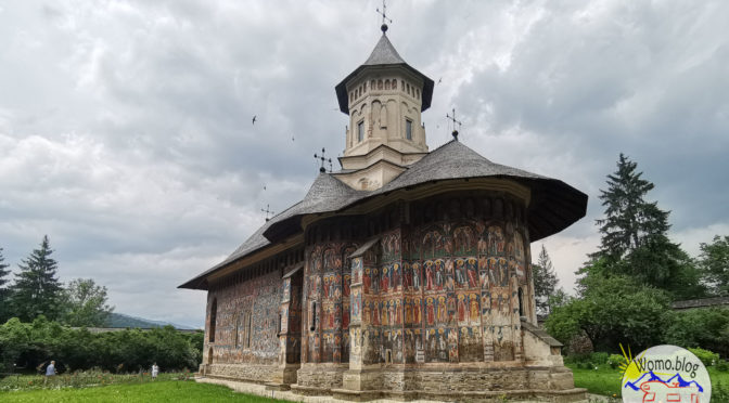 Rumänien – Sucovita, Moldovita und die längste Seilbahn Rumäniens