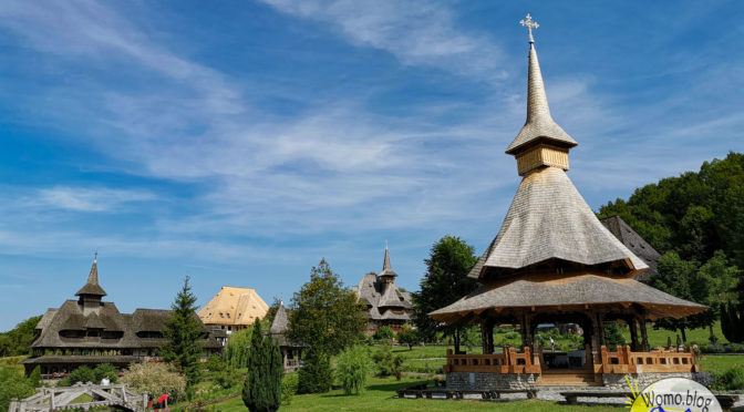 Rumänien – Alt und neu in Maramures