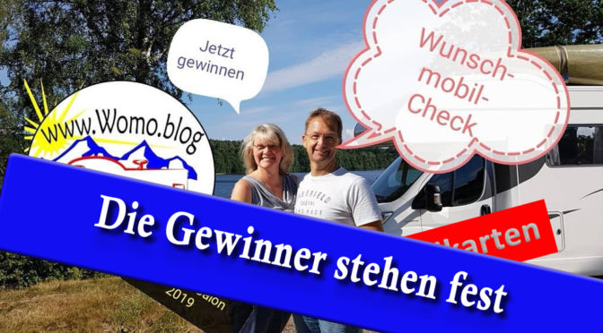 Wunschmobilcheck – And the winner is…
