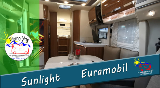 Caravan Salon 2019: Sunlight und Euramobil