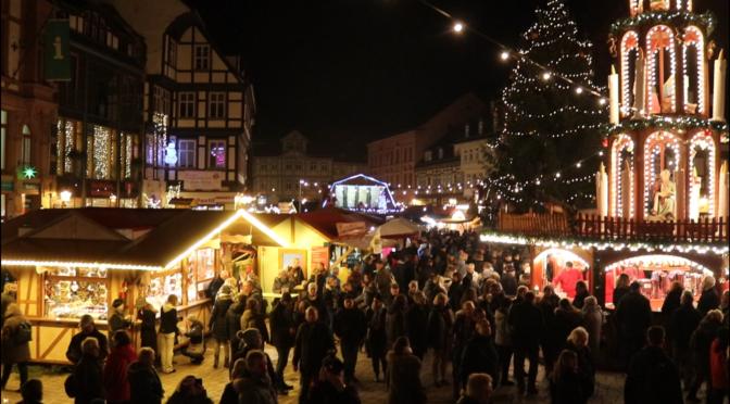 Die schönsten Weihnachtsmärkte – Appetizer