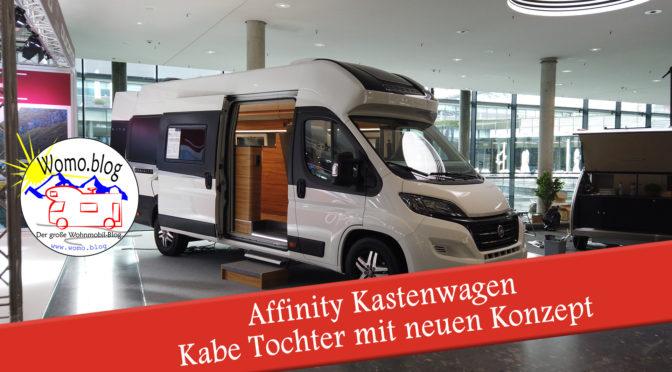 CMT 2020: Affinity Kabes Kastenwagen aus Polen