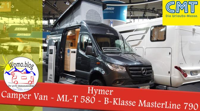 CMT 2020 Hymer