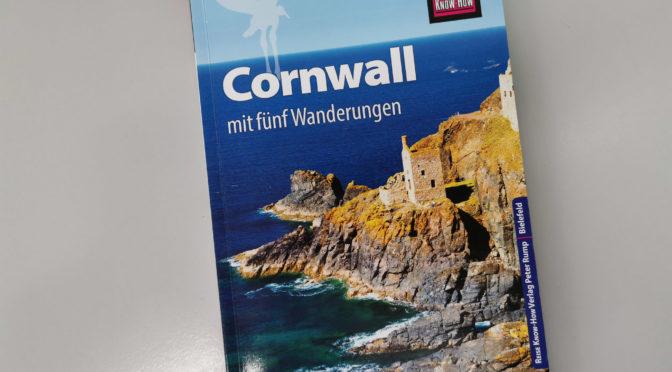 Cornwall – mit fünf Wanderungen – Rezension
