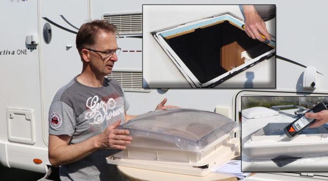 Dachfenster einbauen / austauschen – DIY