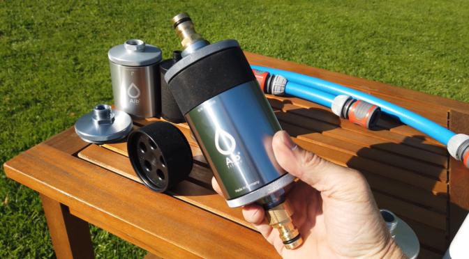 ALB-Filter Gewinnen – Sauberes Trinkwasser!