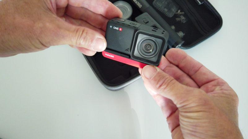 Insta360 One R - 4k Kamera