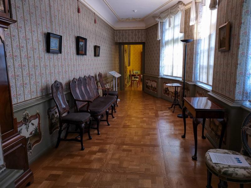 Uphagen Haus - Danzig