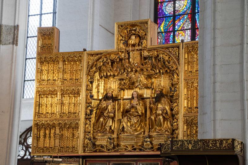 Hauptaltar von 1517