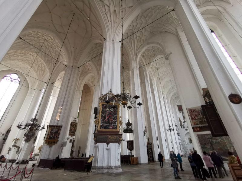 Marienkirche: Baukunst aus dem 15ten Jahrhundert