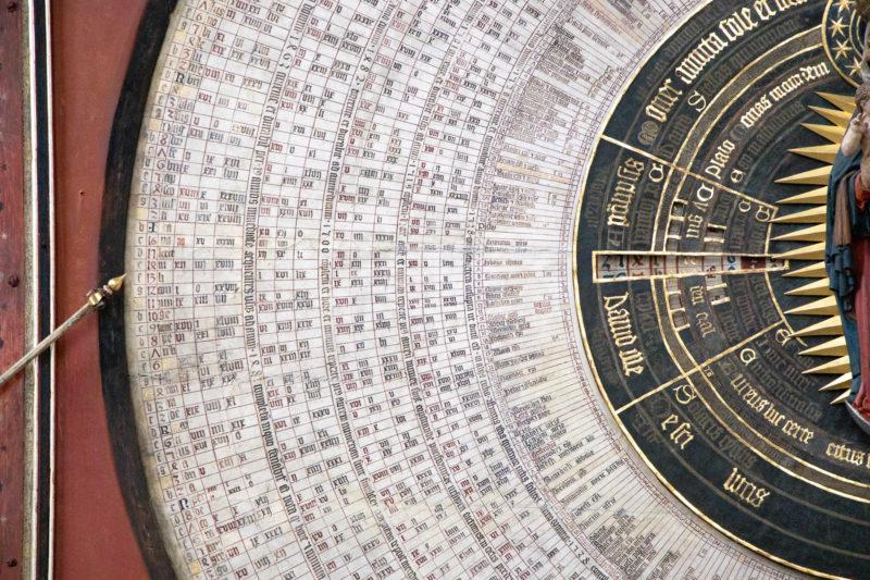 Astronomische Uhr von Hans Düringer - Marienkirche