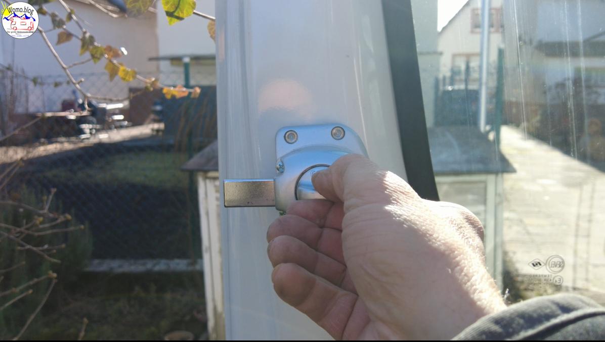 Fiamma Safe Door zur Türsicherung