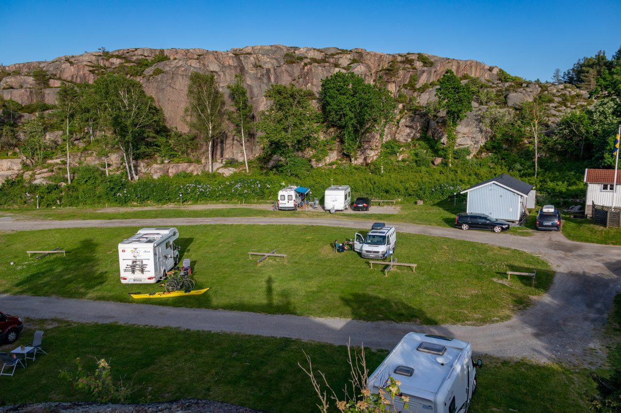 Campingplatz Fjällbacka
