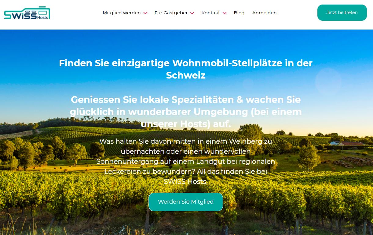 Swiss-hosts.ch