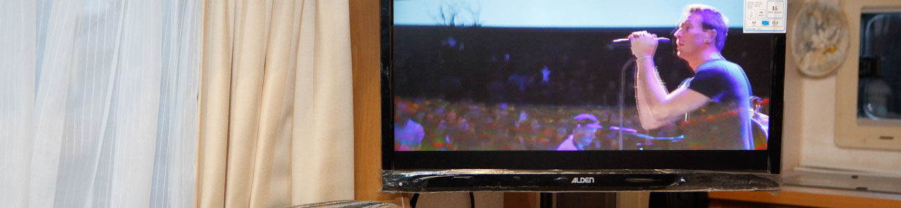 Produkttest: ALDEN TV