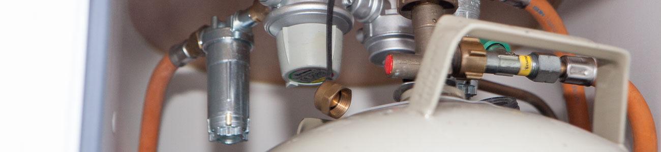 Gasfilter einfach einbauen