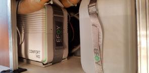 Ein Jahr Erfahrung mit der EFOY Brennstoffzelle im Wohnmobil