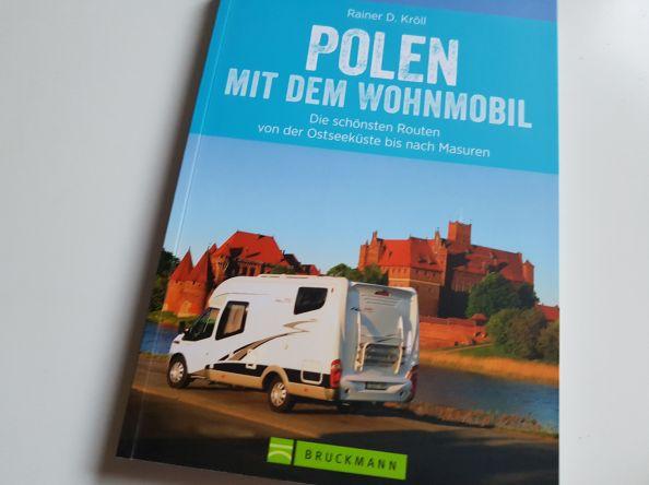 Polen mit dem Wohnmobil – Werbung