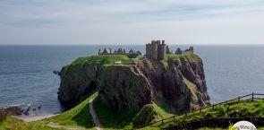 Schottland: Dunnottar Castle