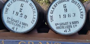 Schottland: Erste Whiskytour und das berühmteste Schlachtfeld Schottlands