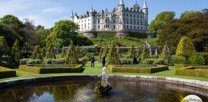 Schottland: Dunrobin Castle und Loch Ness