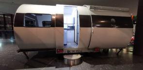 Sensationell: Der kleine größte Wohnwagen der CMT