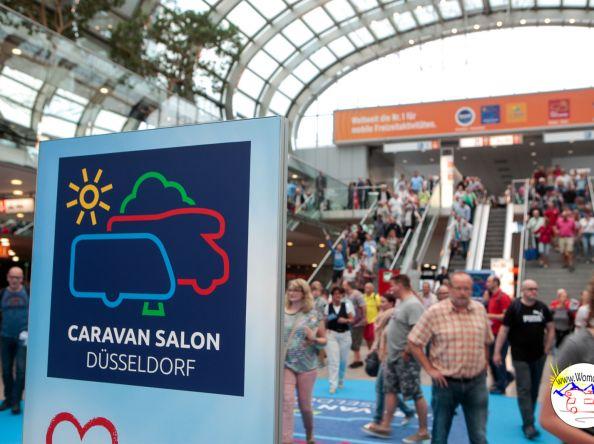 Caravan Salon 2018: Die Spannung steigt