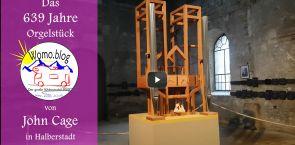 Halberstadt – das 630 Jahre dauernde Orgelstück