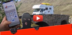 Wohnmobil-Klau – Womo noch während der Fahrt stoppen!
